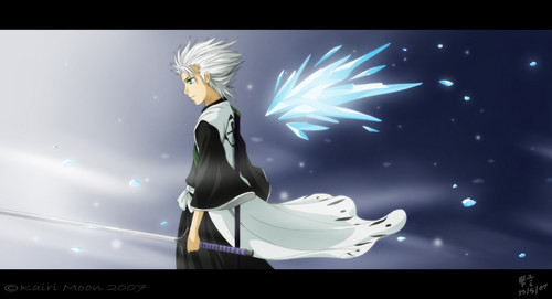 captain hitsugaya