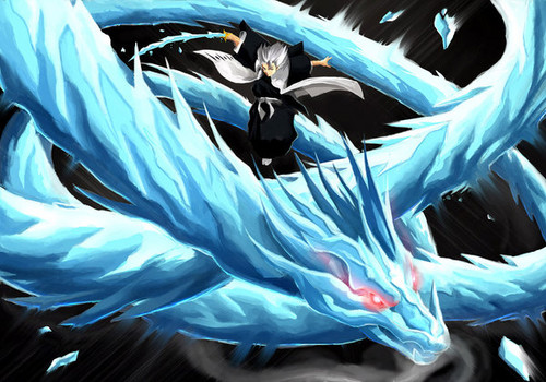 Bleach Anime Wallpaper Called Captain Hitsugaya
