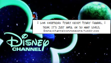 channel disney