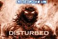 disturbed guy - disturbed fan art
