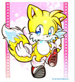 fat bright cute tails 2 - miles-tails-prower fan art