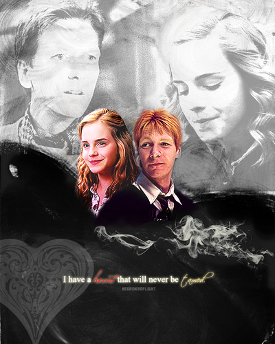 fred/hermione