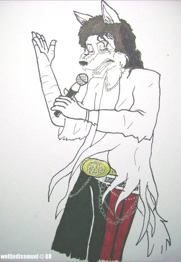 furry MJ: dirty diana