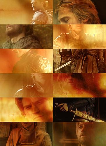 Jaime Lannister detail porn