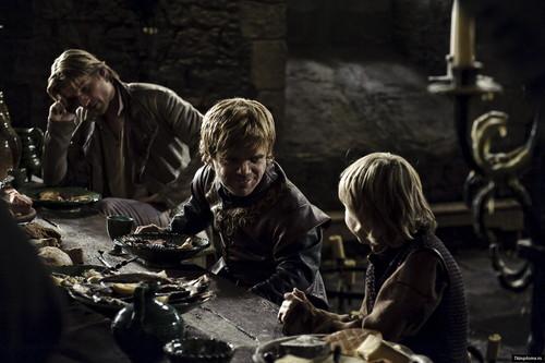 Jaime, Tyrion & Tommen