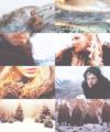 Jon Snow & Val