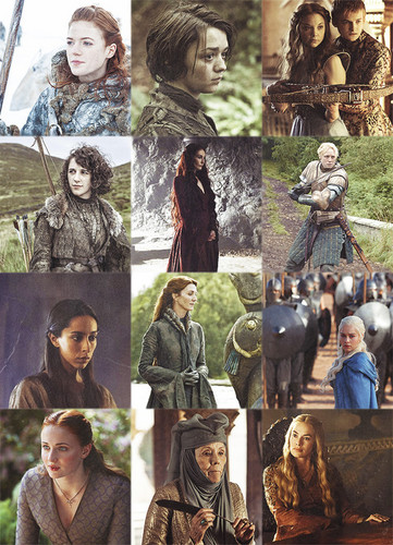 Game of Women - Season Three