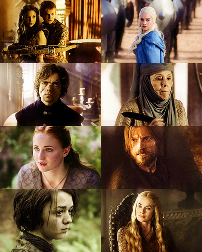 Game of Thrones Season 3 Promotional Pictures