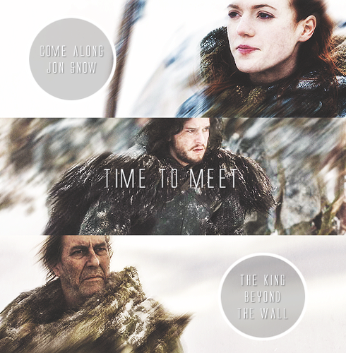 Time to meet the King-Beyond-the-Wall