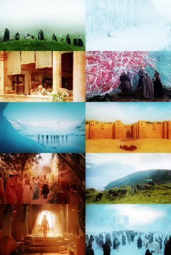 Game Of Thrones + scenery