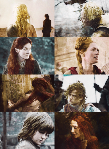 Game of Thrones + Hair