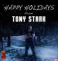 happy holidays! :D - iron-man photo
