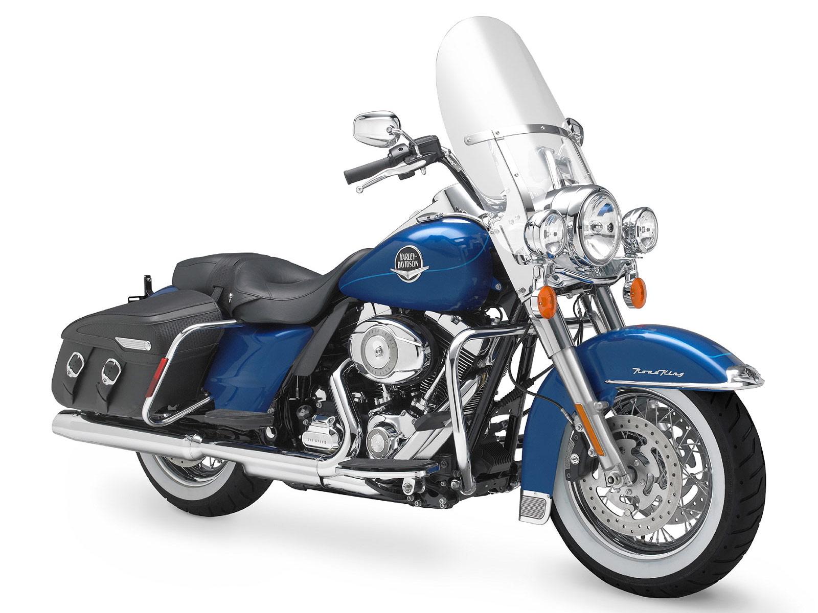 Harley-Davidson Road King Motorcycles 1600 x 1200 · 268 kB · jpeg