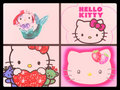hello kitty cuteness - hello-kitty fan art