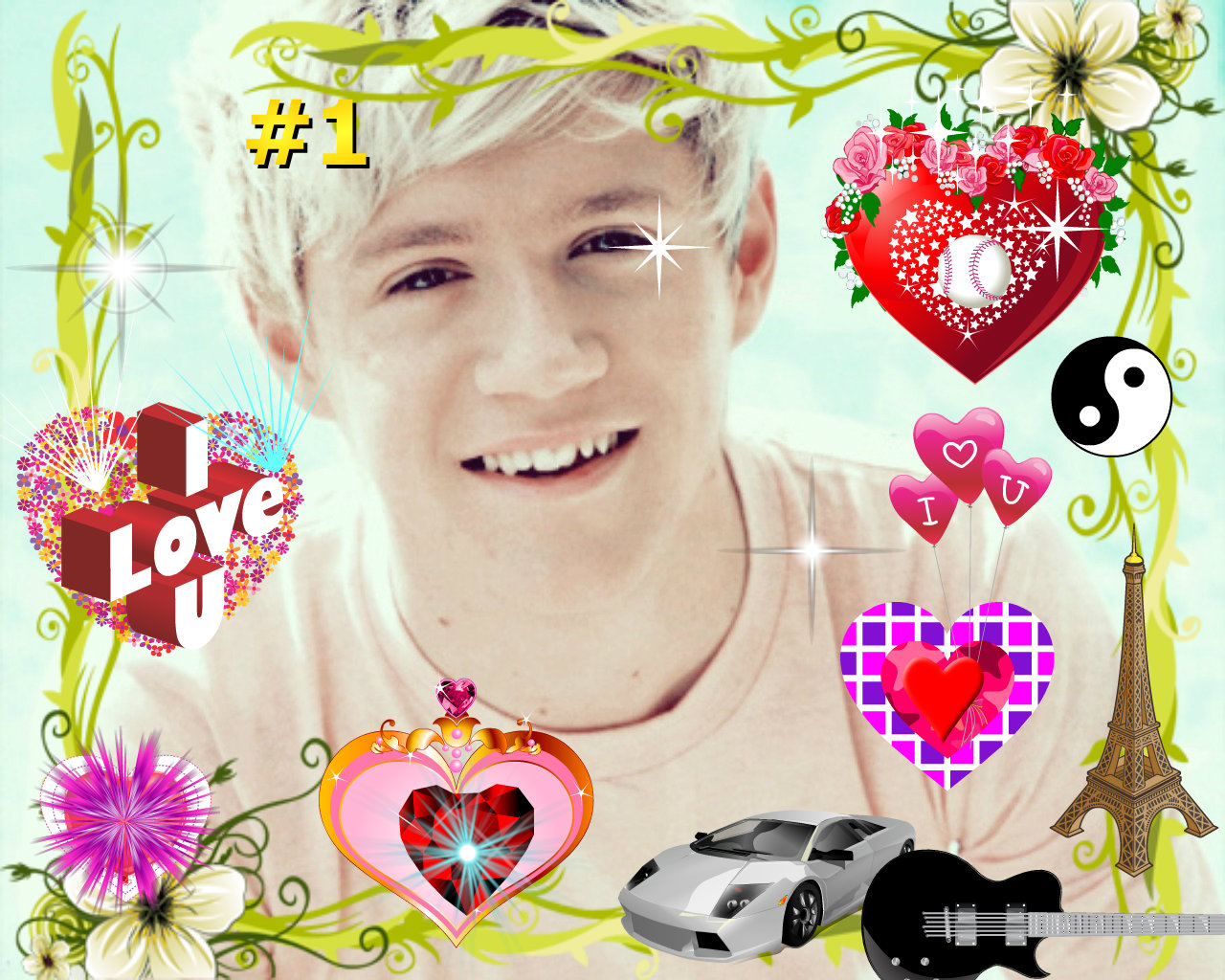 One Direction Niall Horan Cute