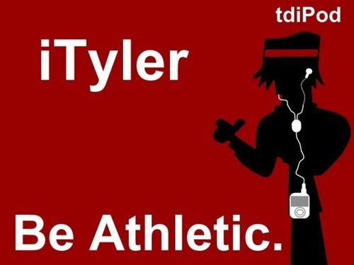 idipod ityler be athletic