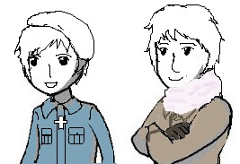 its time for the shitty talksprites i made my friend hahahaha