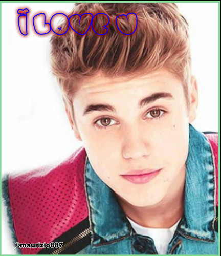 Justin Bieber wallpaper possibly containing a portrait entitled jb Amore