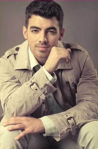 Joe Jonas wallpaper containing a green beret, fatigues, and battle dress titled joe