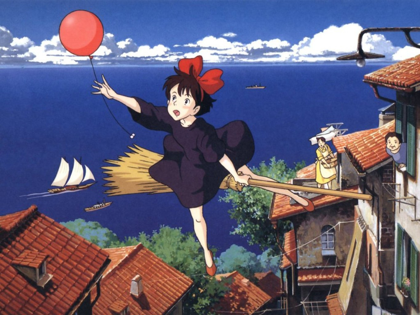 Kikis Delivery Service Images Kiki HD Wallpaper And Background Photos