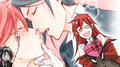 lol - grell-sutcliffe fan art