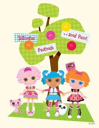 Lalaloopsy wallpaper called loopsy 34