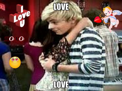 Любовь hug 4ever