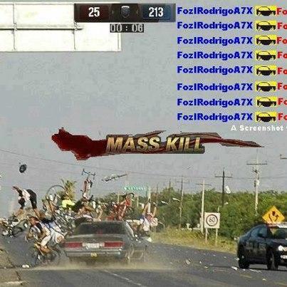mass kill