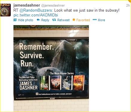 maze runner series post in city