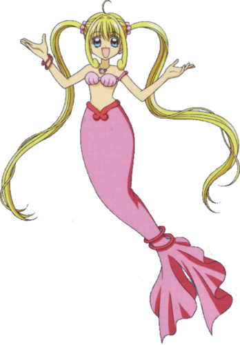 mermaid melody pitch pitch pitch: luchia