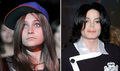 michael and pairis - michael-jackson photo