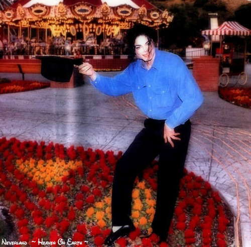 michael at neverland