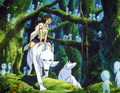 mononoke - princess-mononoke photo