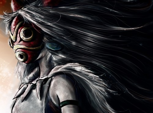 Princess Mononoke wallpaper called mononoke