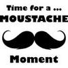 moustache??