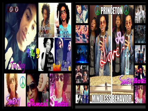 my princeton charming ft. mindless behavior