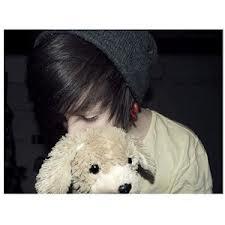 my teddy ;o