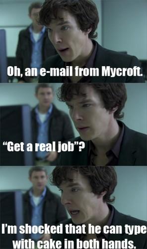 mycroft texts