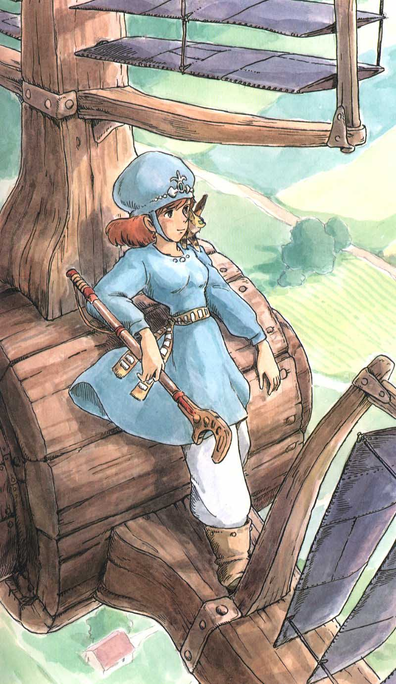 Download Nausicaa Of The Valley Of The Wind English Dubbed