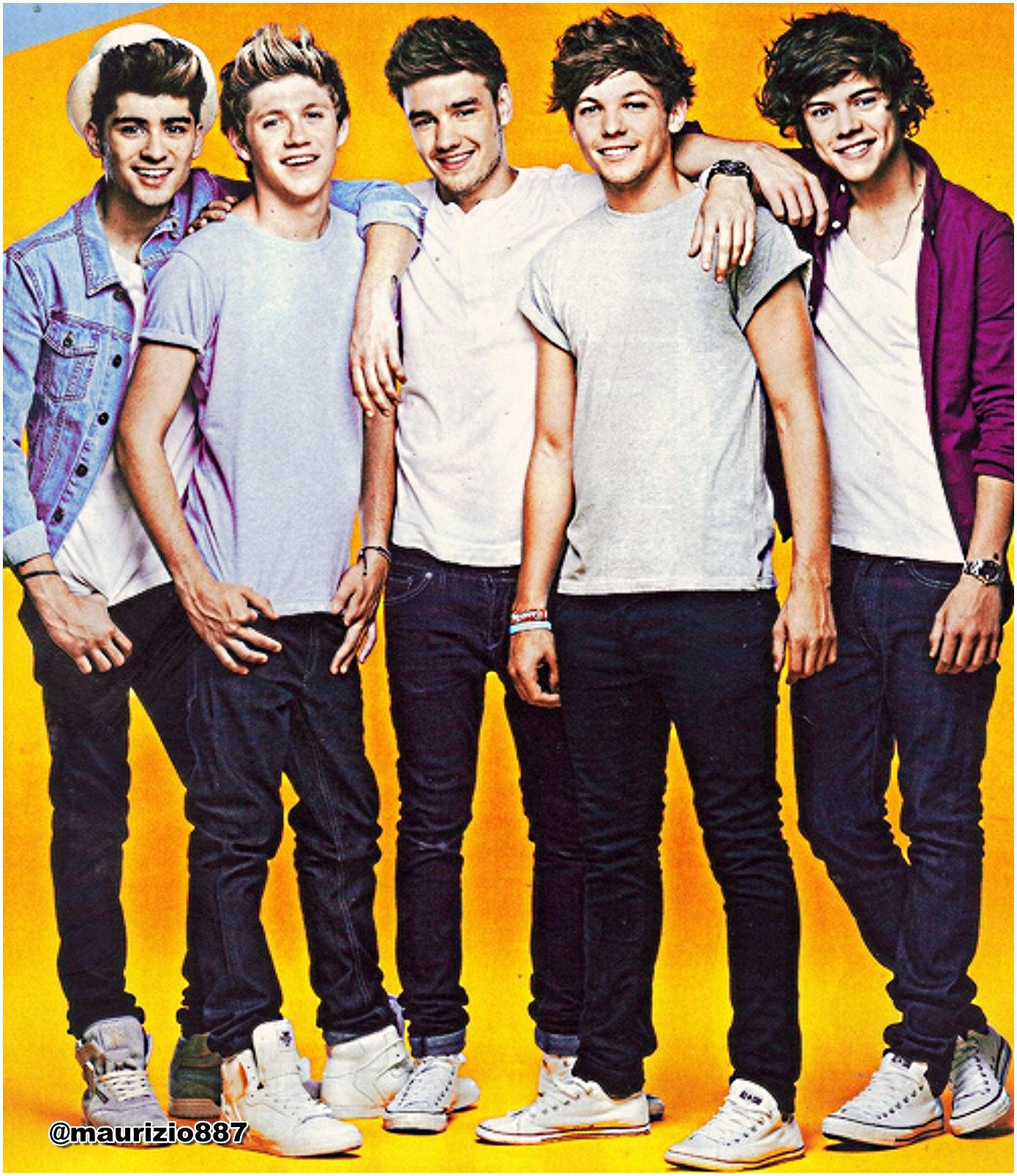 Zayn Malik 2013 Kiss You Always One Direction /...