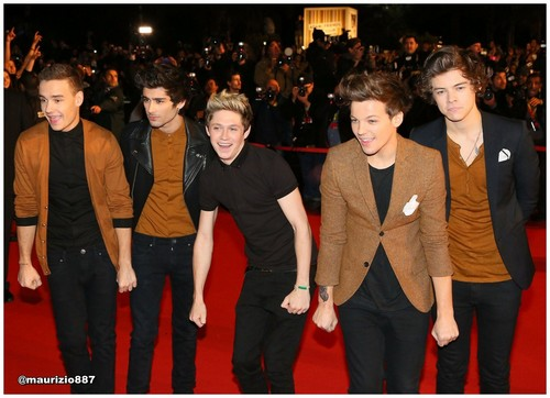 one direction,NRJ 音楽 Awards 2013