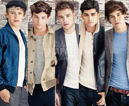 one direction wallpaper entitled one direction