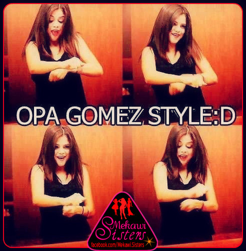 opa gomez style