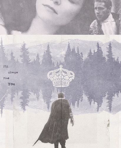 Prince Charming & Snow White