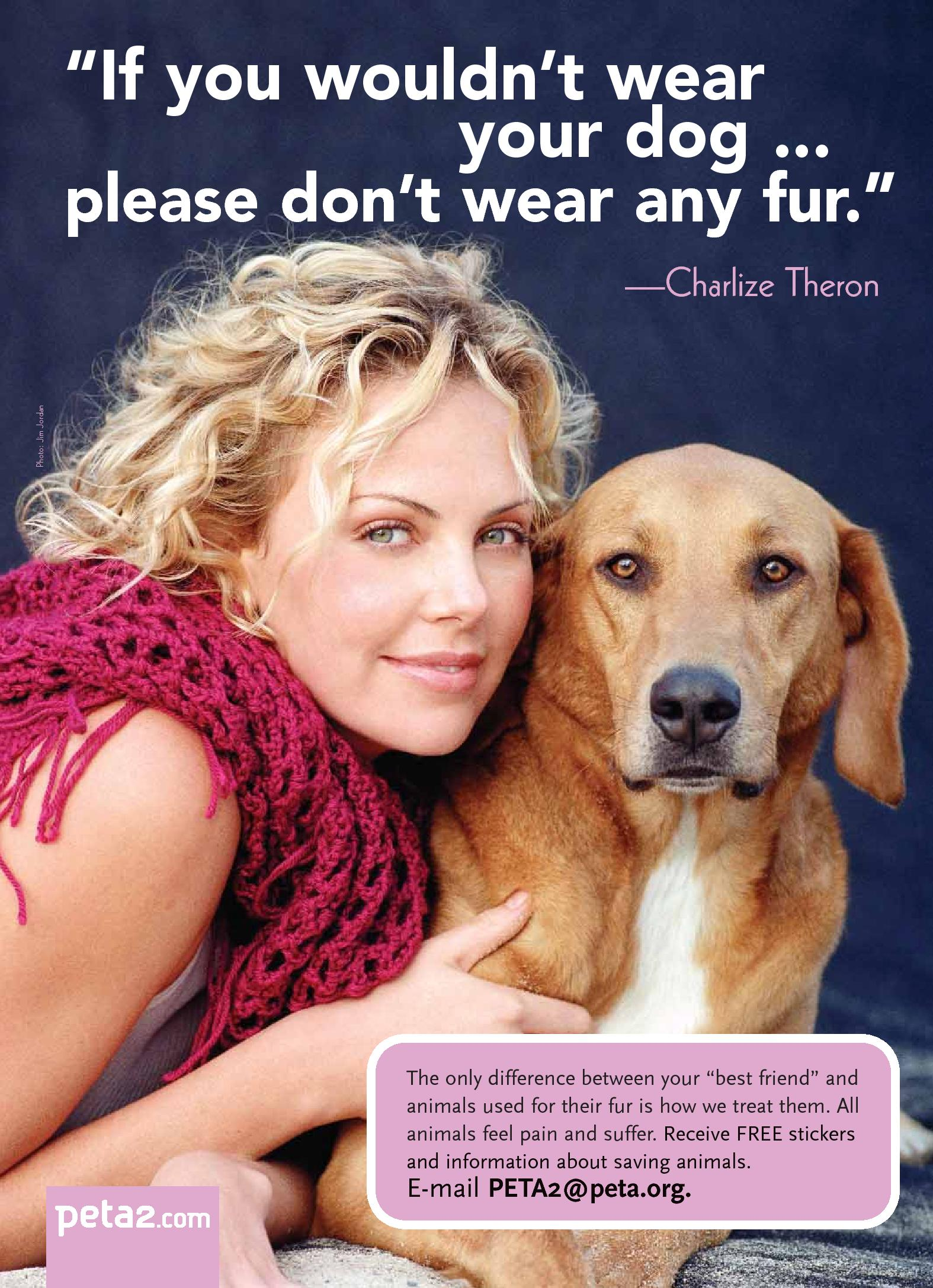 Peta quotes animal rights