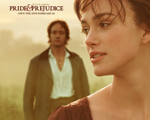 Pride and Prejudice wallpaper with a portrait titled pride