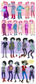 prince gumball and marshall lee's closet - adventure-time-with-finn-and-jake photo