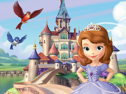 msyugioh123 wallpaper titled princess sofia the first