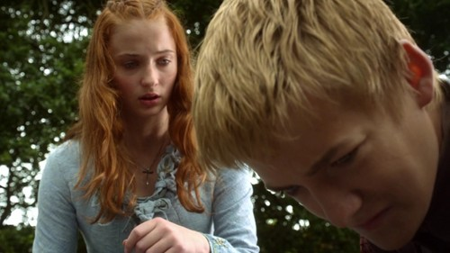 sansa and joffrey