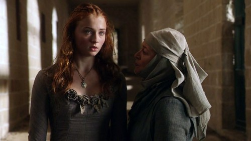 sansa and septa